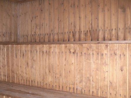дом в Липецкой области с новой баней